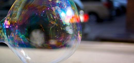 Bubble - Photo by Jeff Kubina