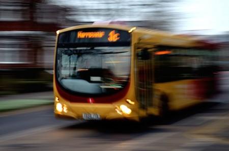 Bus Photo - Public Domain