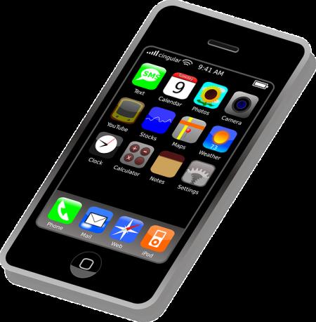 Cell Phone - Public Domain