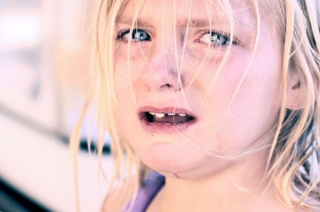 Child Crying - Photo by D Sharon Pruitt
