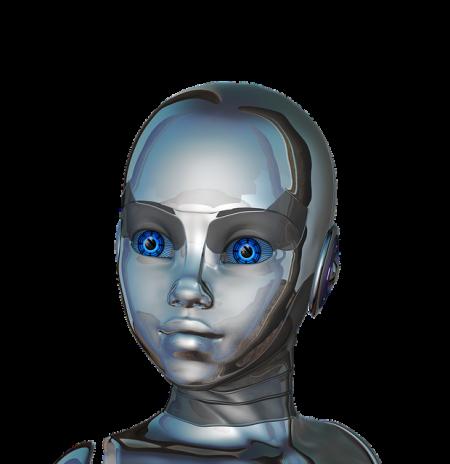 Child Robot - Public Domain