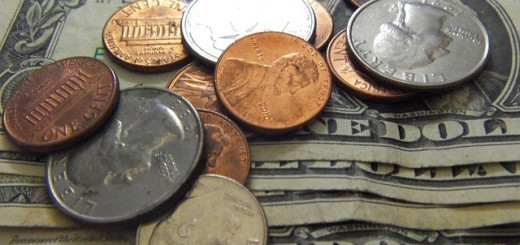 Dollar And Change - Public Domain