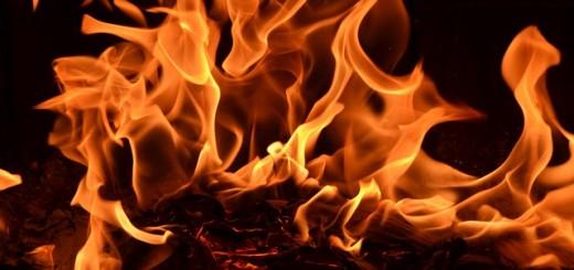 Flames - Public Domain