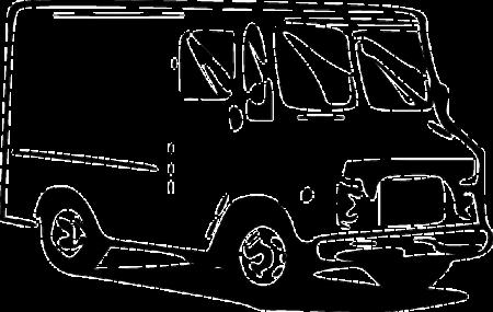 Food Truck - Public Domain
