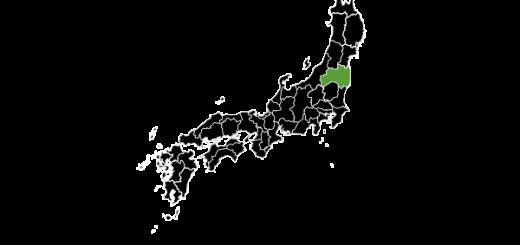 Fukushima Map - Photo by Vrysxy