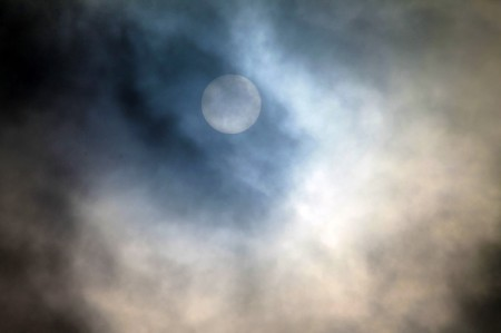Full Moon - Public Domain