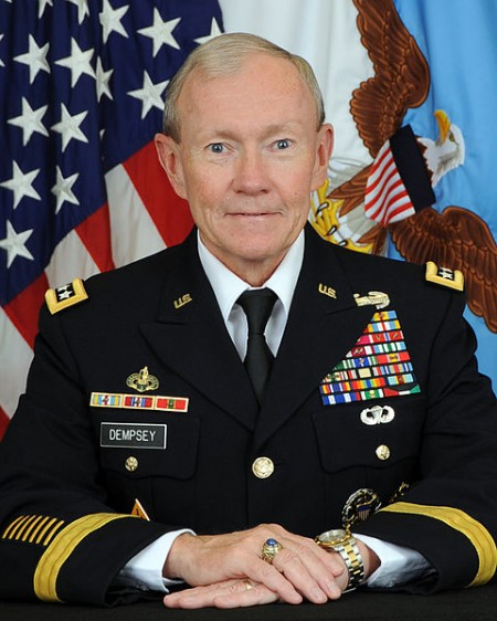 General Martin Dempsey - Public Domain