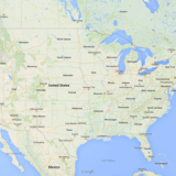 Google Map United States