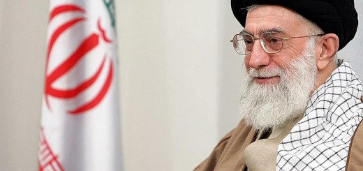 Grand Ayatollah Ali Khamenei, the current Supreme Leader of Iran
