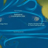 Great Pacific Garbage Patch - Public Domain
