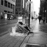 Homeless - Photo by Andy Burgess