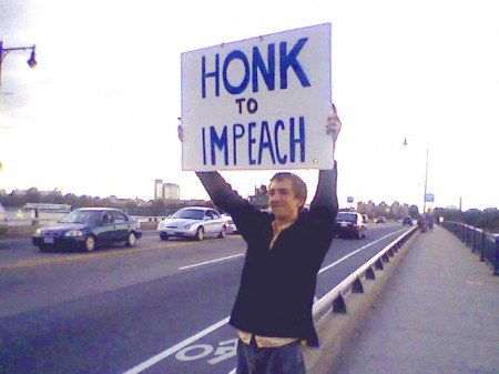 Honk To Impeach - Public Domain