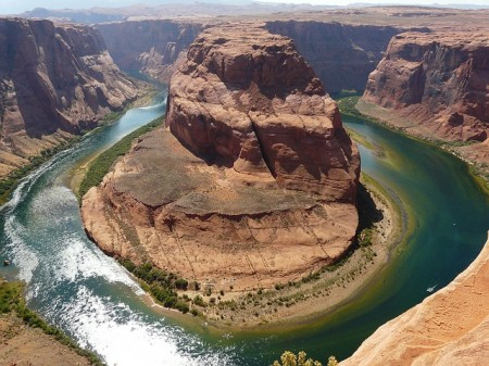 Horseshoe Bend Colorado River - Public Domain