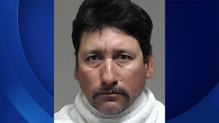 Illegal Immigrant Arrested - Photo from Collin County Sheriff's Office