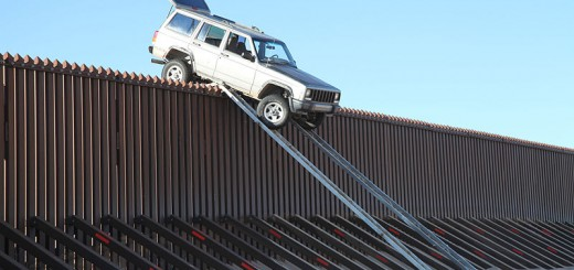 Illegal Immigration Border Wall - Public Domain