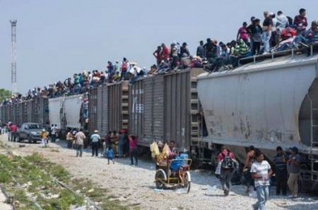 Illegal Immigration - The Death Train