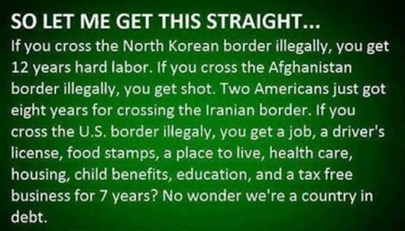 Illegal Immigration Message