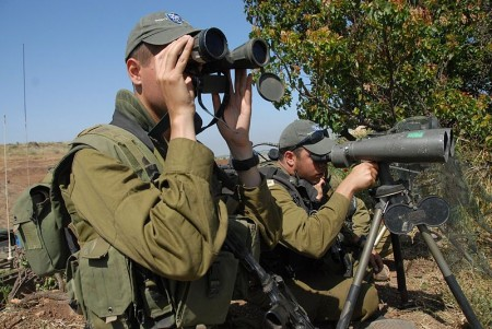 Israel_Defense_Forces - Photo by the Israeli Defence Forces Spokesperson's Unit