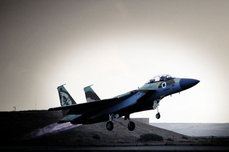 Israel_Defense_Forces_-_F-15_Takeoff_in_Hatzerim_Base