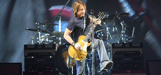 Keith Urban - Photo by Craig O'Neal