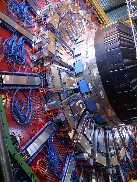 Large Hadron Collider - Photo by Arpad Horvath