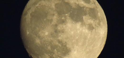 Moon - Public Domain