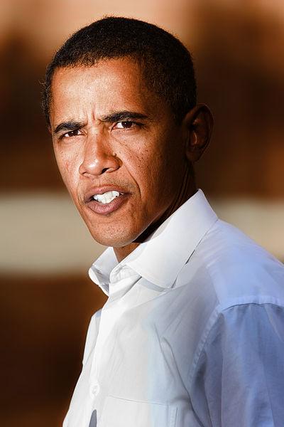 Obama Heckler