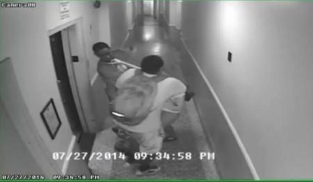 Robbery - video screenshot