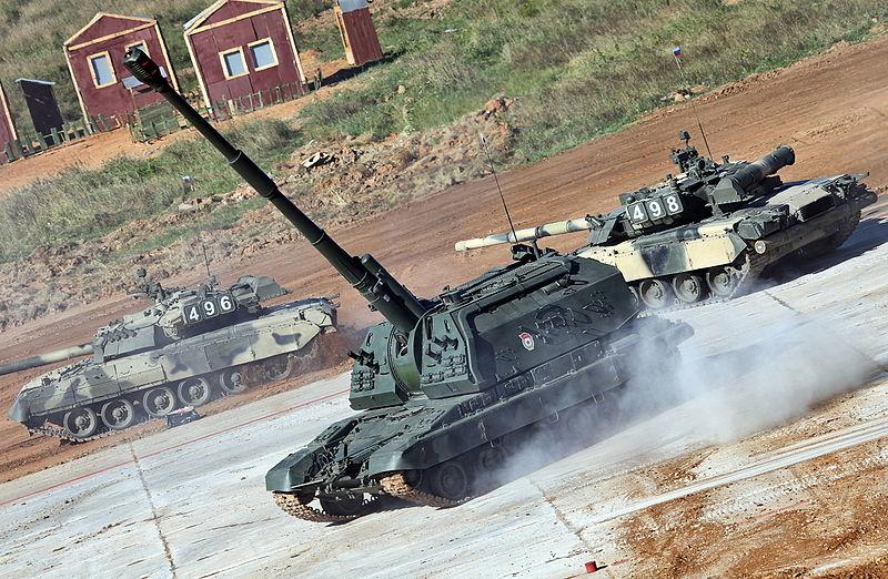 Russian Armored Vehicles - Photo by Vitaly V. Kuzmin