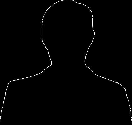 Silhouette Of A Man - Public Domain