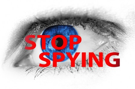 Stop Spying - Public Domain