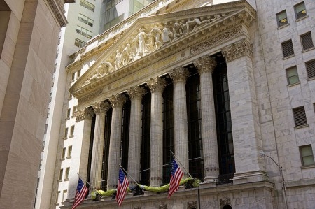 The New_York_Stock_Exchange - Photo by Jean-Christophe BENOIST