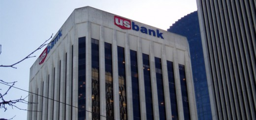 U.S. Bank - Posted to Flickr by marlith