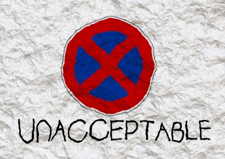 Unacceptable - Public Domain