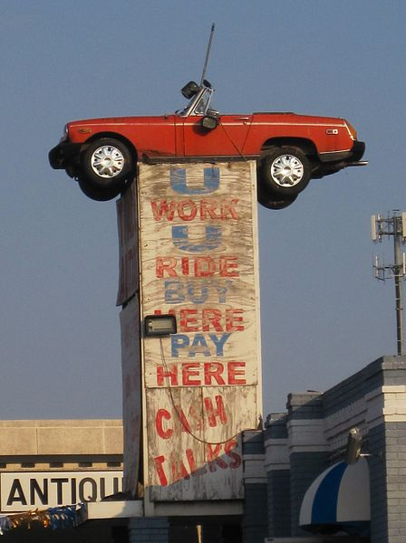 Used Cars - Photo by Thomas R Machnitzki