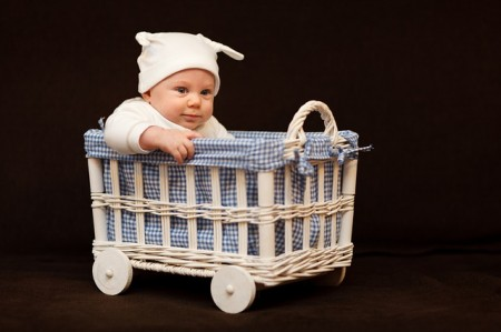 Adorable Baby - Public Domain