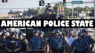 American Police State - YouTube Screenshot