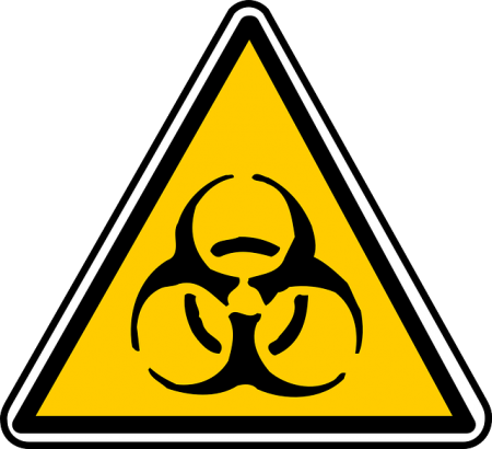 Biohazard Sign - Public Domain
