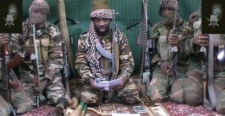 Boko Haram - Photo from Boko Haram Video
