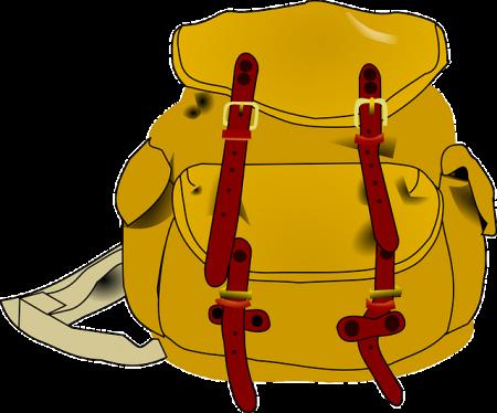 Bug Out Bag - Public Domain