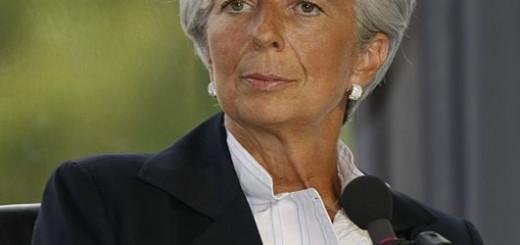 Christine_Lagarde - Photo by MEDEF