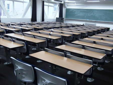 Classroom - Public Domain