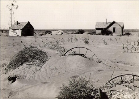 Dust Bowl - Public Domain