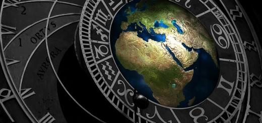 Earth Clock - Public Domain