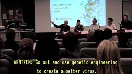 Ebola Vaccine Population Control Agenda