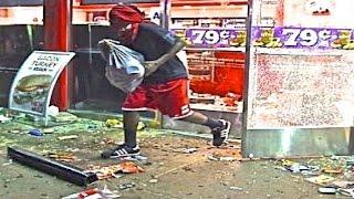 Ferguson Looting - YouTube