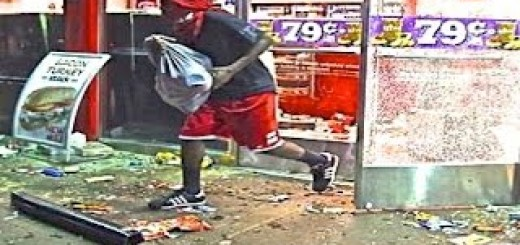 Ferguson Looting - YouTube