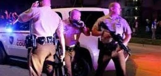 Ferguson Rioting