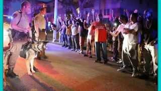 Ferguson War Zone