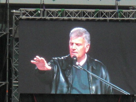 Franklin Graham - Photo by Leszek Janczuk